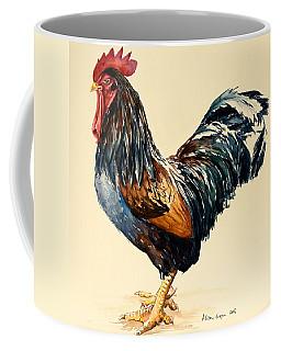 Cockerel Coffee Mug