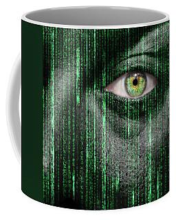 Code Breaker Coffee Mug by Semmick Photo
