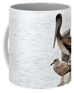 Coexist Coffee Mug