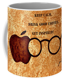 Coffee Lovers Quote 2 Coffee Mug