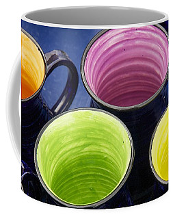 Coffee Mug featuring the photograph Coffee Mugs by Stuart Litoff