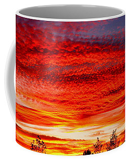 Coffee On Coffee Mug by Greg Patzer