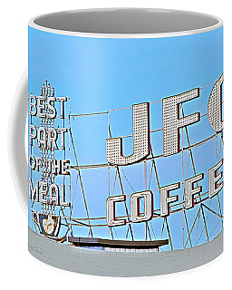 Coffee Sign Coffee Mug