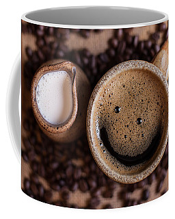 Coffee With A Smile Coffee Mug