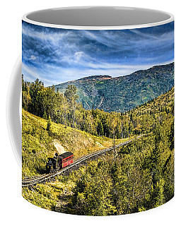 Cog At Mt. Washington Coffee Mug