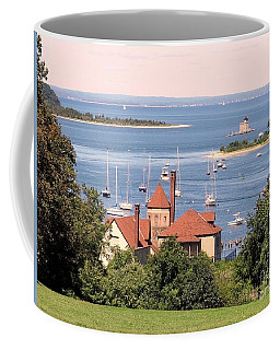 Coindre Hall Boathouse Coffee Mug