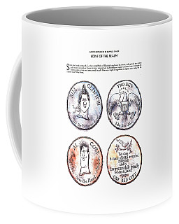 Coins Of The Realm Coffee Mug