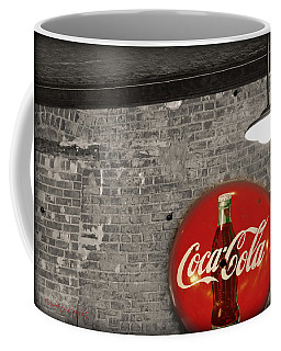 Coke Cola Sign Coffee Mug