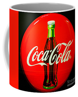 Coke Top Coffee Mug