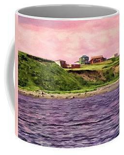 Cold Bay From The Dock Coffee Mug