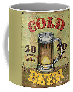 Cold Beer Coffee Mug