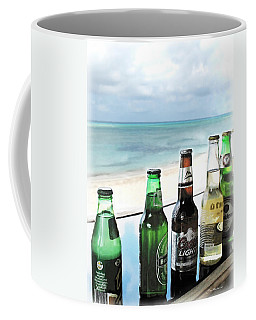 Cold Beers In Paradise Coffee Mug