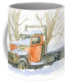 Cold Ford Coffee Mug