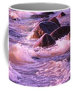 Cold Lake Rolls Coffee Mug