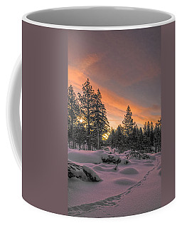 Cold Morning Coffee Mug