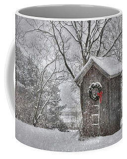 Cold Seat Coffee Mug