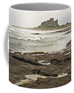 Cold Waves Of Northumberland Coffee Mug