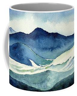 Coldscape Coffee Mug by Katherine Miller
