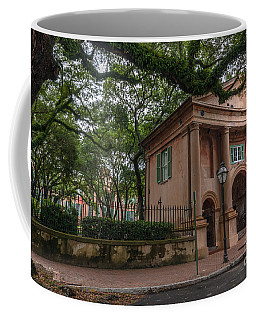 College Of Charleston Campus Coffee Mug