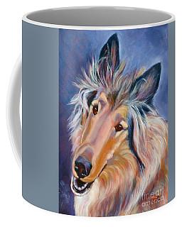 Collie Star Coffee Mug