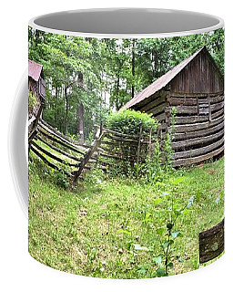 Colonial Village Coffee Mug