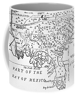 Colony Of Georgia America Coffee Mug