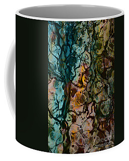 Color Abstraction Xvi Coffee Mug