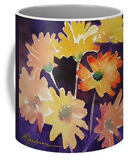 Color And Whimsy Coffee Mug by Marilyn Jacobson