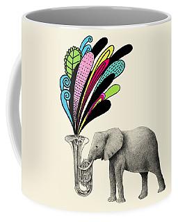 Color Burst Coffee Mug by Eric Fan