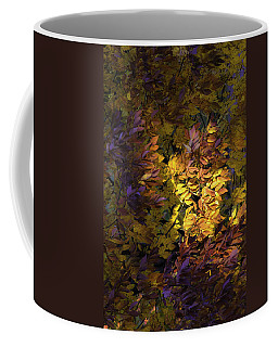 Coffee Mug featuring the photograph Color Calls by Steven Santamour