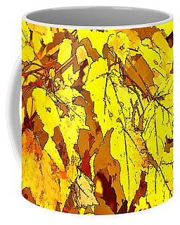 Color Of Fall Coffee Mug