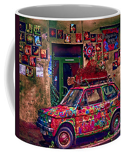 Color On The Road In Krakow- Poland Coffee Mug