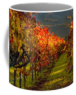 Color On The Vine Coffee Mug