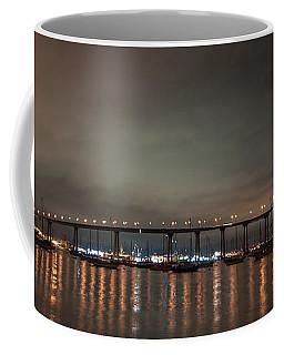 Coronado Bridge San Diego Coffee Mug