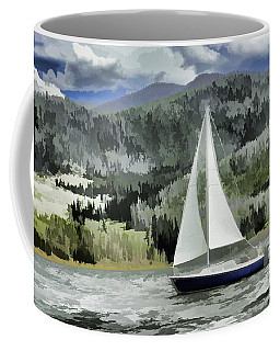 Colorado By Wind Coffee Mug