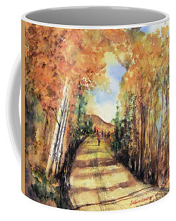 Colorado In September Coffee Mug