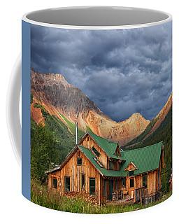 Colorado Mountain Home Coffee Mug