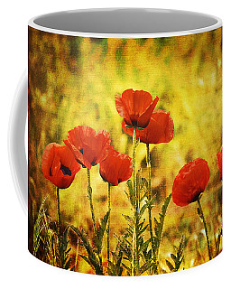 Coffee Mug featuring the photograph Colorado Poppies by Tammy Wetzel