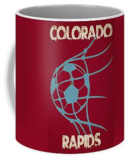 Colorado Rapids Goal Coffee Mug