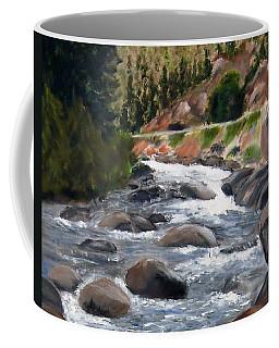 Colorado Rapids Coffee Mug by Jamie Frier