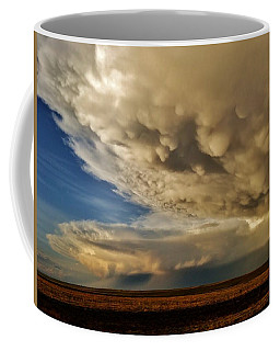 Coffee Mug featuring the photograph Colorado Supercells by Ed Sweeney