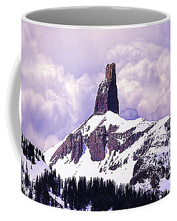 Colorados Lizard Head Coffee Mug