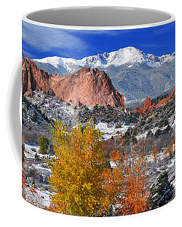 Colorful Colorado Coffee Mug