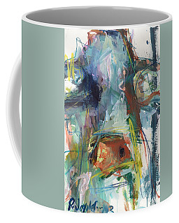 Colorful Cow Print Coffee Mug