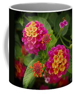 Colorful Lantana  Coffee Mug