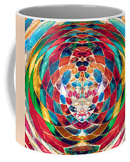 Colorful Mosaic Coffee Mug