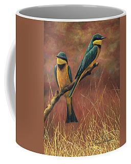 Colorful Pair Coffee Mug