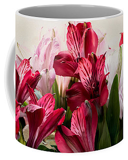 Colorful Peruvian Lillys Coffee Mug