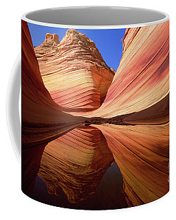 Colorful Sandstone Colorado Coffee Mug