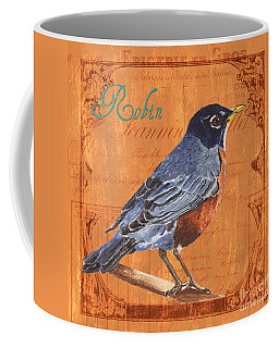 Colorful Songbirds 2 Coffee Mug